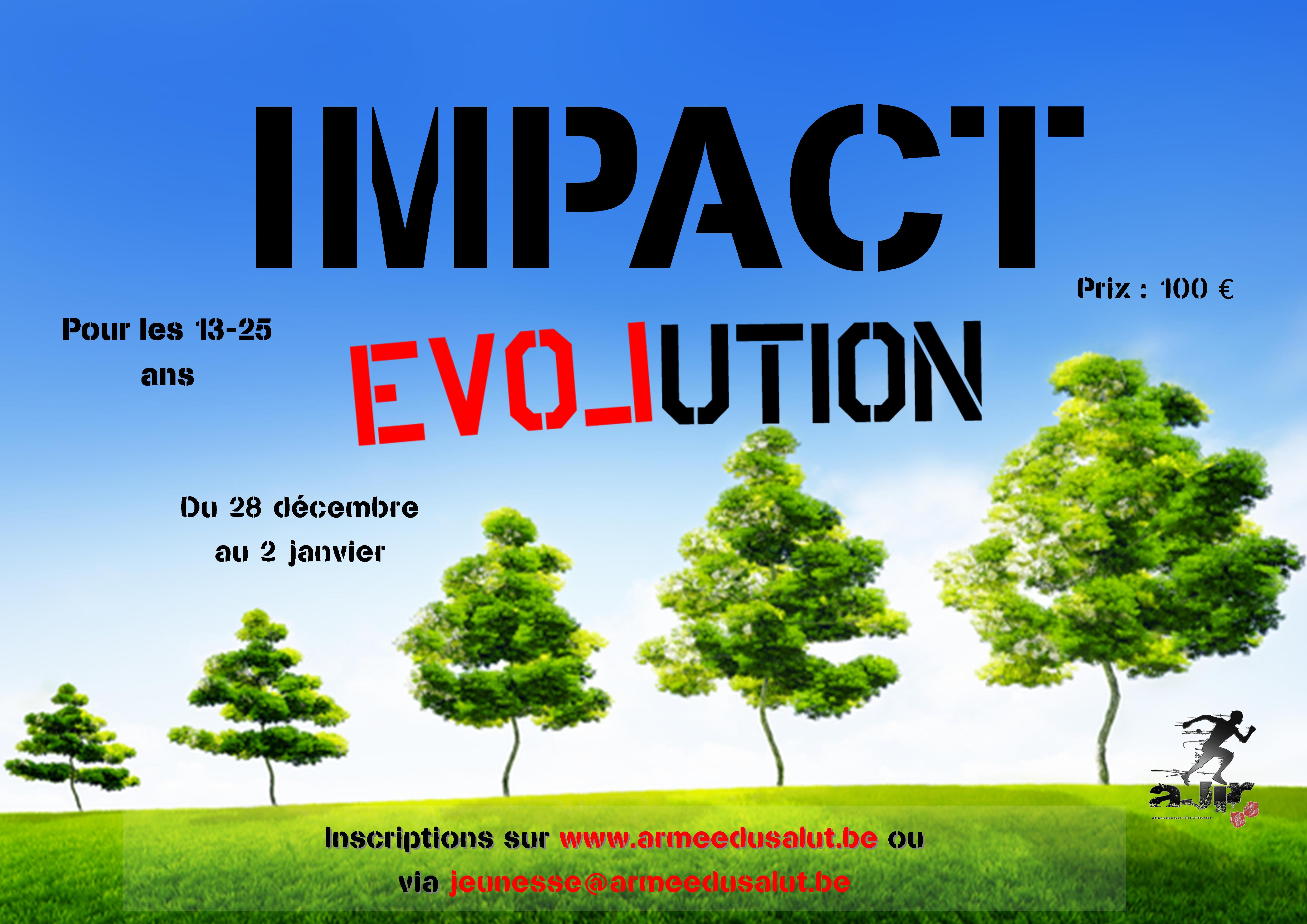 Affiche Impact 2017